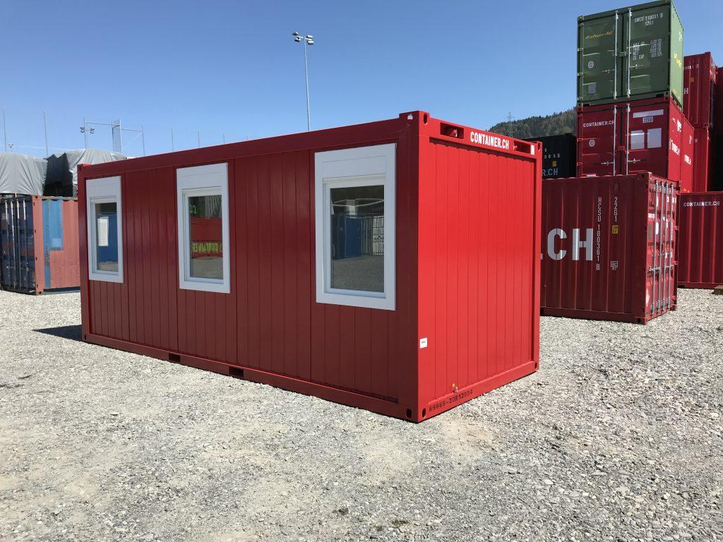 Unser Angebot Container Mieten Und Kaufen Von Swisscontainer